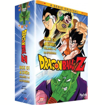 Dragon Ball Z - Box (Vol. 1) (DVD)