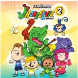 Jacarelvis-e Amigos - Vol.2 (CD) - Jacarelvis