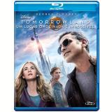 Tomorrowland - Um Lugar Onde Nada é Impossível (Blu-Ray) - Hugh Laurie, George Clooney