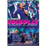 Coldplay Em Dobro - Live In Germany 2011 & Live In Glastonbury 2011  (DVD) - Coldplay
