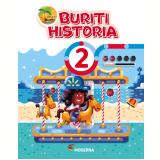 Buriti - História - 2º Ano - Editora Moderna