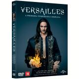 Versailles - 1ª Temporada (DVD) - David Wolstencroft