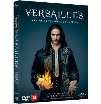 Versailles - 1ª Temporada (DVD)