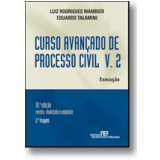 Curso Avançado de Processo Civil (Vol. 2) - Luiz Rodrigues Wambier, Eduardo Talamini , Flávio Renato Correia de Almeida