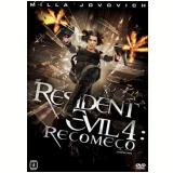 Resident Evil 4: Recomeço (DVD) - Ali Larter