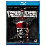 Piratas do Caribe: Navegando em Águas Misteriosas - 3D (Blu-Ray) - Vários (veja lista completa)
