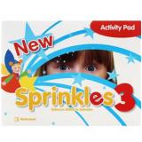 New Sprinkles 3 Activity Pad - Moderna - Didáticos