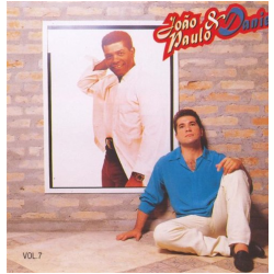 CDs - João Paulo & Daniel ( Vol. 7 ) - Joao Paulo & Daniel - 706301643822