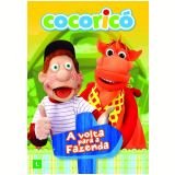 Cocoricó  - A Volta Para A Fazenda (DVD) - Desenho
