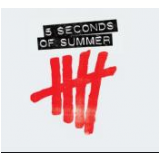 5 Seconds Of Summer [Deluxe] (CD) - 5 Seconds Of Summer
