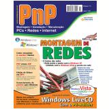PnP Digital nº 3 - Montagem de redes, Windows LiveCD com o BartPE (Ebook)