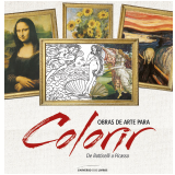 Obras De Arte Para Colorir: De Botticelli A Picasso - Marty Noble