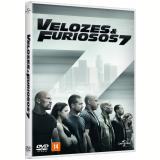 Velozes e Furiosos 7 (DVD) - Vários (veja lista completa)