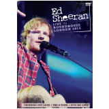Ed Sheeran - Live In Roundhouse London 2014 (DVD) - Ed Sheeran