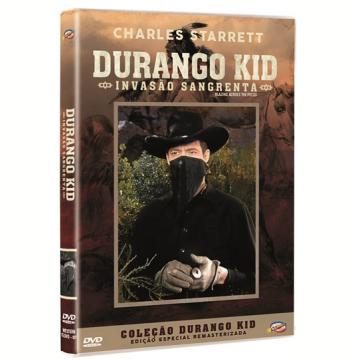 Durango Kid - Invasão Sangrenta (DVD)