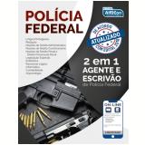 Polícia Federal - 2 Em 1 - Agente e Escrivão - Equipe Alfacon