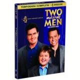Two and a Half Men - 4ª Temporada (DVD) - Charlie Sheen