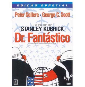 Dr. Fantástico (DVD)