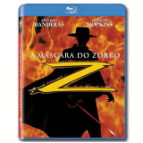A Máscara do Zorro (Blu-Ray) - Vários (veja lista completa)