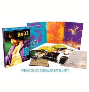Raul - O Início, o Fim e o Meio + Trilha Sonora (Edição de Colecionador) (Blu-Ray)