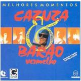 Os Melhores Momentos - Cazuza E Barão Vermelho (CD) -