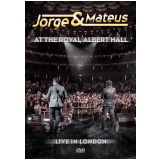 Jorge & Mateus - Ao Vivo em Londres no The Royal Albert Hall (DVD) - Jorge e Mateus