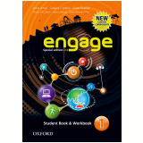 Engage 1 - Student Book - Workbook Special Edition -