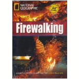 Footprint Reading Library - Level 8  3000 C1 - Firewalking - British English + Multirom - Rob Waring