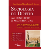 Sociologia Do Direito Para Concursos Da Magistratura - Ivan Alemao, Marcia Regina C. Barroso