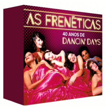 Box - As Frenéticas (4 Cds) (CD)