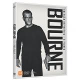 Cole��o Bourne (5 Filmes) (DVD) - Matt Damon, Tommy Lee Jones