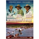Desbravando o Oeste (DVD) - Sally Field, Kirk Douglas, Robert Mitchum