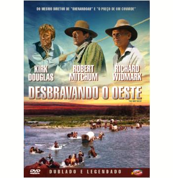 Desbravando o Oeste (DVD)