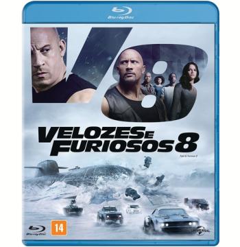 Velozes e Furiosos 8 (Blu-Ray)