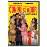 Como Se Tornar Um Conquistador (DVD) - Salma Hayek, Rob Lowe