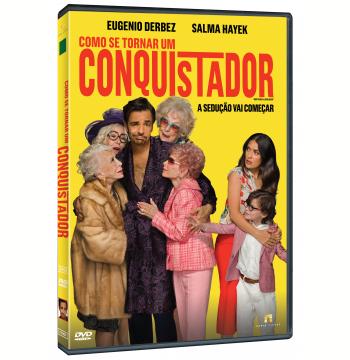 Como Se Tornar Um Conquistador (DVD)