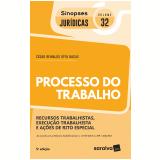 Processo do Trabalho (Vol. 32) - César Reinaldo Offa Basile