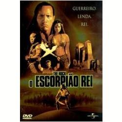 Escorpião Rei, O (DVD) - Filmes
