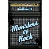 Monsters Of Rock Vol.3 (DVD) - Vários