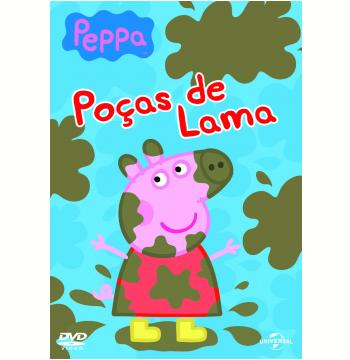 Peppa Pig – Poças de Lama e Outras Histórias (DVD)