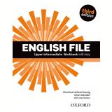 English File Upper-intermediate - Workbook With Key - Third Edition -