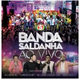 Banda Saldanha - Ao Vivo (CD) - Banda Saldanha