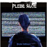 Plebe Rude - Nação Daltonica (CD) - Plebe Rude