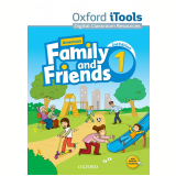 American Family And Friends 1 Itools - Second Edition -