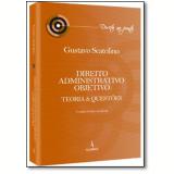 Direito Administrativo Objetivo - Gustavo Scatolino