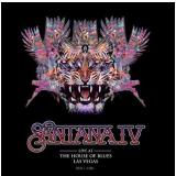 Eagle - Santana Iv - Live At The Of Blues, Las Vegas (fl) (2cds) + (DVD) - Santana