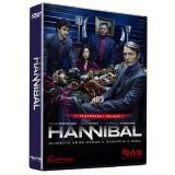 Hannibal - 1ª Temporada - 2 Discos (Vol. 1) (DVD) - Bryan Fuller