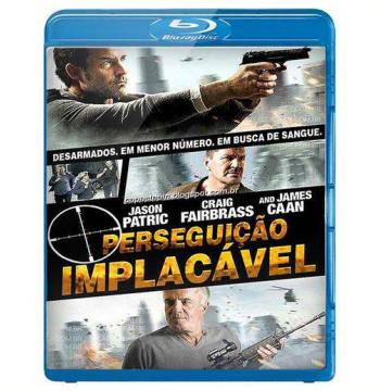 Perseguição Implacável (Blu-Ray)