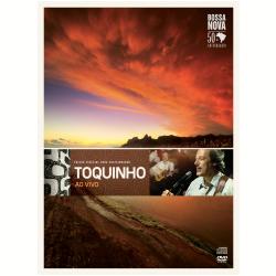 DVD - Bossa Nova - Toquinho - Ao Vivo - Toquinho - 7798141336623