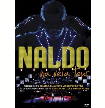 Naldo - Na Veia Tour (DVD)